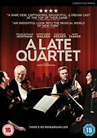 A Late Quartet [DVD] [2012] [DVD][Region 2]