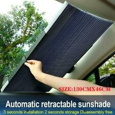 Car Retractable Windshield Sunshade Visor Block UV Protection Cover Front Window