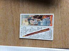 M12c Ty-phoo typhoo Tea card the story of david copperfield no 28
