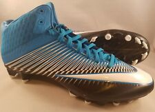 2caef036ff67 Nike Vapor Speed 2 TD Mid 3 4 Football Cleats Men s Size 12.5 Black Panther