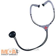 Plastic Stethoscope Fancy Dress Doctor Nurse Hospital Childs Adults Costume Acc