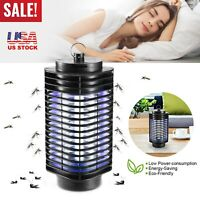 Mosquito Fly Bug Insect Zapper Killer Electronic LED Trap Lamp Indoor/Outdoor US