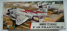 AIRFIX 1/72 F-4B PHANTOM II 388  Red stripe WARNING BIEN LIRE !!!!
