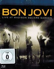 BLU-RAY NEU/OVP - Bon Jovi - Live At Madison Square Garden