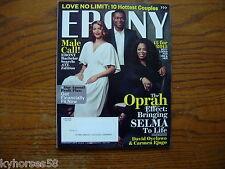 Ebony Magazine Cover February 2015