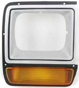 Head light Headlight Door Headlamp Bezel Passenger Right Side for Ram Truck RH