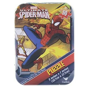 Ultimate Spider-Man Puzzle 5x7 50 Pieces Sealed Package NIB