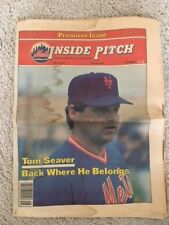 NY Mets Inside Pitch - 95 diff including Issue #1 Seaver