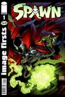 Spawn #1  Image Firsts Reprint Comic Book NM