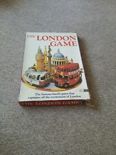 The London Game Board Game Vintage  Underground 1972 Bambola 100% Complete