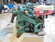 VOLVO PENTA D1-13HP MARINE ENGINE WITH SAILDRIVE