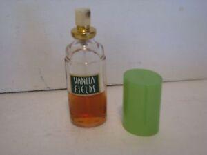 Coty Vanilla Fields Cologne Spray for women 1oz     40 % full