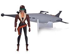 DC Batman The Animated Series Roxy Rocket Action Figure #17