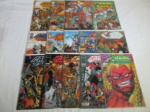 Image Comics FREAK FORCE (1993) #1-15 Run NM-