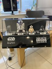 More details for starwars sphero shop display collectible