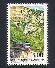 France 1996 Trains/Transport/Railways/Rail/Locomotives/Tourism 1v (n32765)