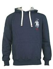Mens Ecko Unltd Hoodie Embroidery. Style  - Brooklands. In Inkwell Marl Size - S