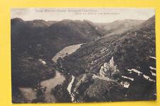 AK Boppard Kastellaun 1910-25 Hunsrückbahn Mühltal Kalmuttunnel Häuser Str. RP13