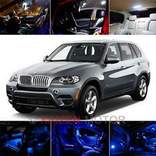 17pcs LED Full Interior Lights Package Deal For 2007 - 2013 Models BMW E70 X5