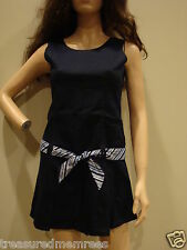 Children's Place Sleeveless Jumper Dress ~ Size 14 ~ Navy ~ New With Tags