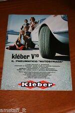 BM1=1972=KLEBER V10=PUBBLICITA'=ADVERTISING=WERBUNG=