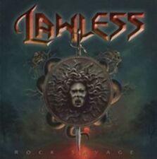 Rock Savage, Lawless CD | 5031281002556 | New