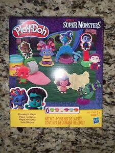 Play-Doh Super Monsters Moonlight Magic Toolset
