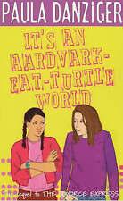 It's an Aardvark-eat-turtle World, New, Paula Danziger Book