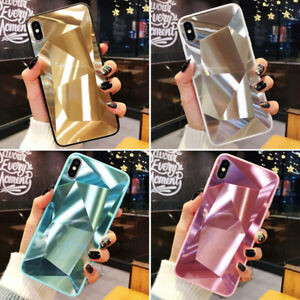 Hybrid Mirror Diamond Case Cover For Samsung Galaxy A21s A41 A51 A71 A10 A40 A70