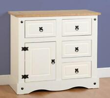 Country Painted White Sideboards, Buffets & Trolleys