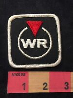 Vtg Unknown WR Advertising Patch 89XA