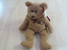 Curly the Bear Beanie Baby,1996, Rare, Good Condition.