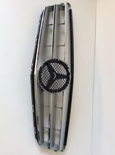 2008-2011 MERCEDES BENZ W204 C CLASS SEDAN FRONT UPPER GRILLE GRILL USED