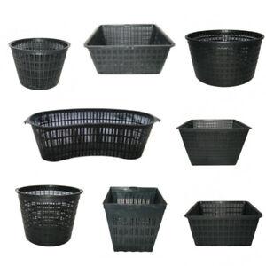 Pond Plant Baskets- Finofil Plant pots for garden pond planting