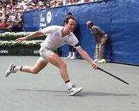 1985 Tennis Pro JOHN MCENROE Glossy 8x10 Photo Print Poster