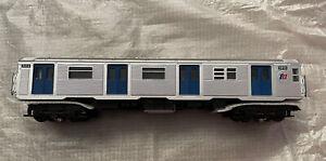 MTH Premier NYC New York City MTA Subway O Scale R-32 Passenger Car #3858