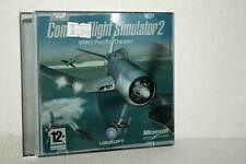 MICROSOFT COMBAT FILGHT SIMULATOR 2 WWII GIOCO USATO PC DVD VER ITA GD1 47656