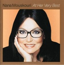 Nana Mouskouri - At Her Best [New CD]