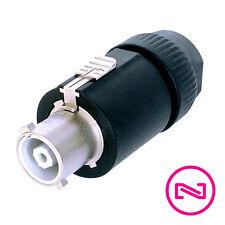 Neutrik NAC3FC-HC Genuine PowerCon 32 Amp AC Power Connector (Qty 1)
