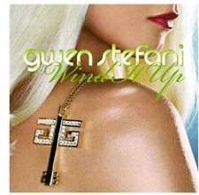 GWEN STEFANI Wind it up 2 TRACK CD New main mix /Neptune's mix