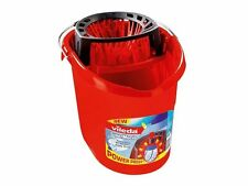 Vileda VIL122240 SuperMocio Bucket & Power Wringer