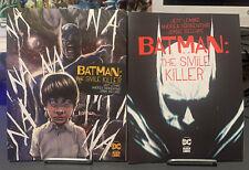 Batman The Smile Killer Covers A And B Jeff Lemire Dc Black Label 2020
