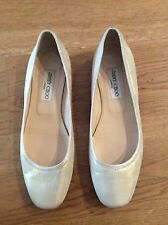 Jimmy Choo Ballet Flats, 37.5, UK 4.5