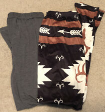 Womens Leggings Lot Size S & M Tights