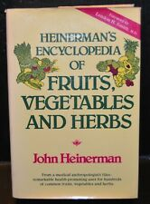 Heinerman's Encyclopedia of Fruits, Vegetables, and Herbs  LAST CHANCE