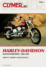 CLYMER REPAIR MANUAL Fits: Harley-Davidson FLST Heritage Softail,FLSTC Heritage,