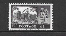 GB 1959-68 £1 SG598 fu CAT £12 (B)