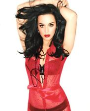 AUTOGRAPHE SUR PHOTO  20 x 25 SEXY de Katy PERRY (signed in person) Photo Proof