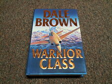 DALE BROWN hardcover action and adventure SERIES: Patrick McLanahan WARRIOR CLAS
