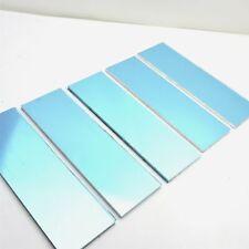 "New listing .25"" thick 1/4 Precision Cast Aluminum Plate 3.875"" x 15"" Long Qty 5 sku176344"